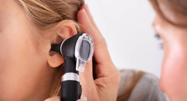 Ultrasound Otoscope to Help Diagnose Middle Ear Infections