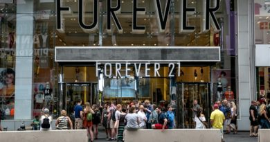 Chapter 11 bankruptcy protection filed by California- based retailer, Forever 21