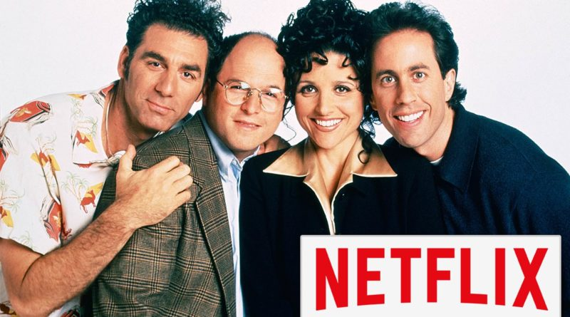 In the ongoing Battle for streaming viewers among the streaming giants, Netflix bags rights of 'Seinfeld'