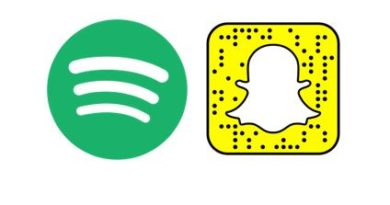 You can now share the music you are listening to on Spotify on Snapchat