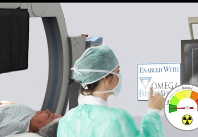 FDA Clearance granted to the new Omega FluoroShield which helps in reducing Radiation Exposure