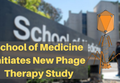 School of Medicines Begins Study on New Phage Therapy